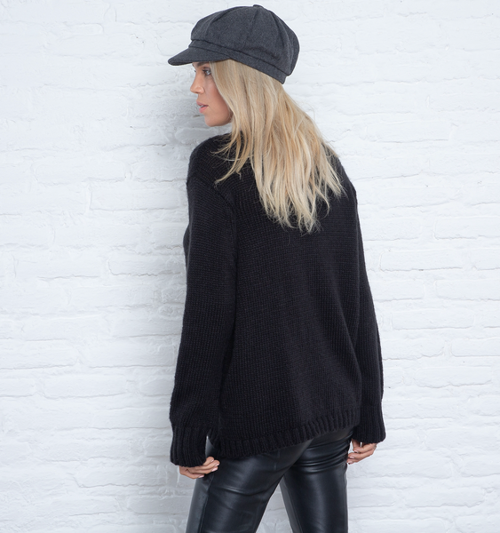 Rock & Roll Chunky Sweater