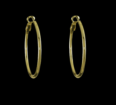 BJ IN7947E Small Hoop Earring