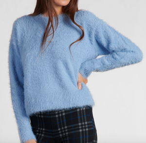 Super Soft Popover Sweater