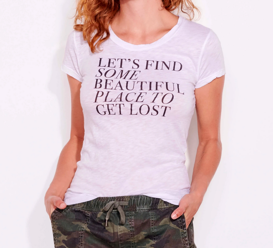 Let's Find...Boy Tee