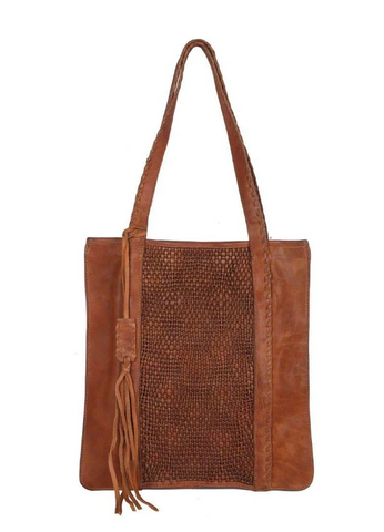 Cesta Leather Tote