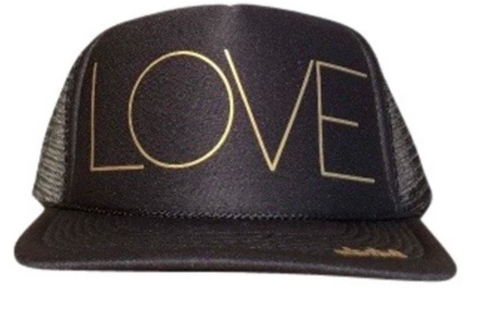 Thin Love Trucker Hat