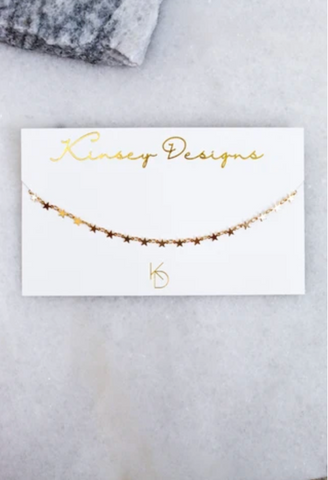 KD Tiny Star Necklace