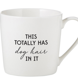 Sips Coffee Mug - Dog Hair