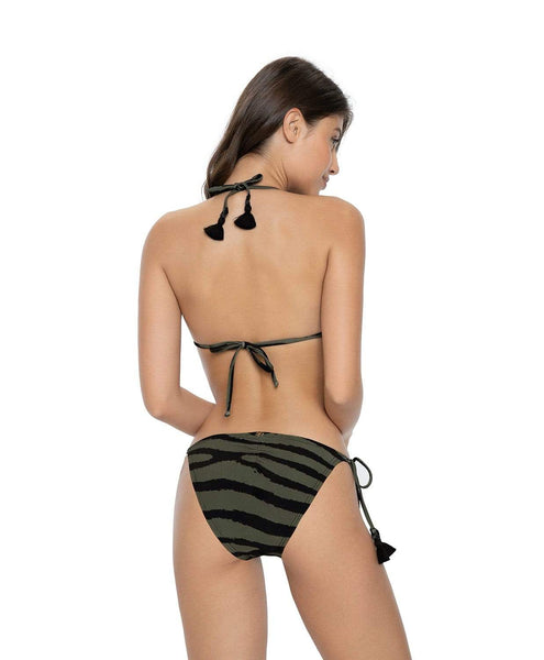 Tiger Lily Tie Side Bikini Bottom