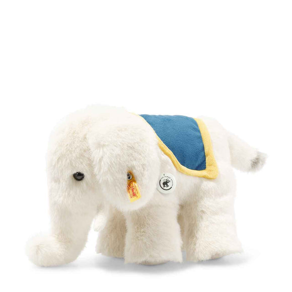 084119  Steiff Little Elephant with Story Book - 140th Anniversary
