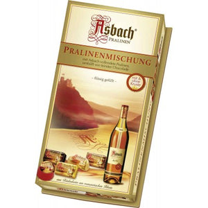 Asbach Brandy Classic Assortment with and without Sugar Crust