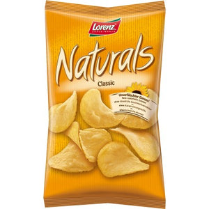 Lorenz Natural Salted Chips