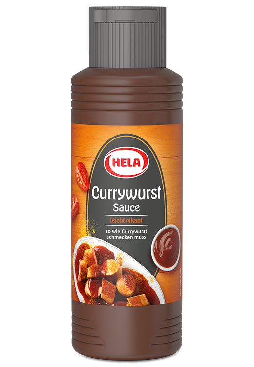 Hela Curry Sauce with Light Spice