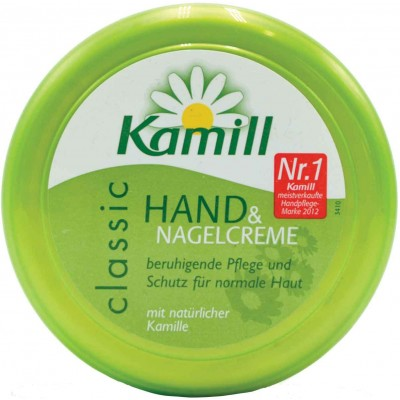Kamill Hand And Nagel Creme  Hand and Nail Camomil Cream