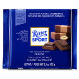 Ritter Sport Milk Nougat or Praline Chocolate Bar
