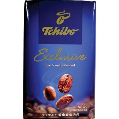 Tchibo Coffee Cafe Exclusive  8.8 oz