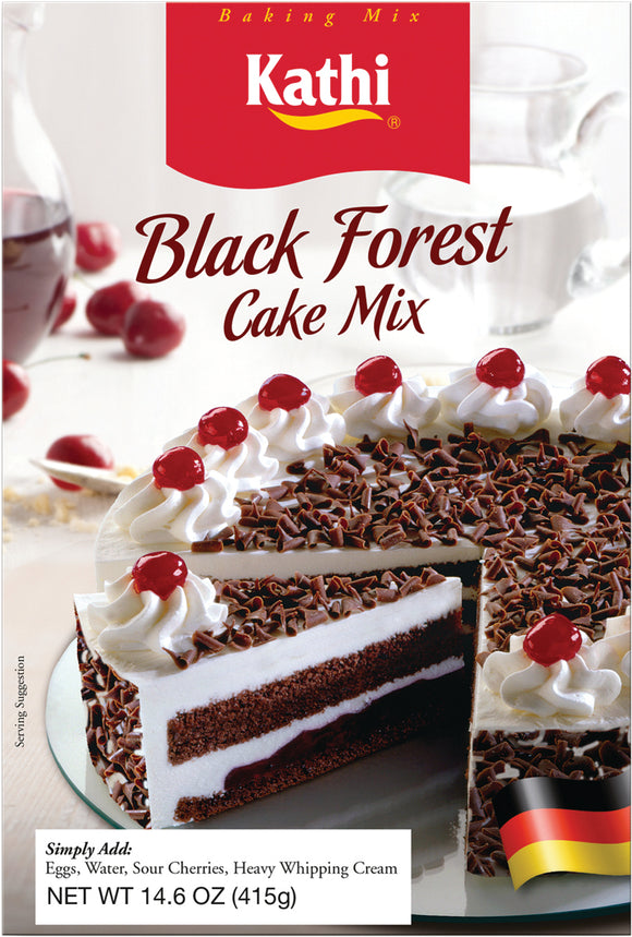 Black Forest Cake Mix