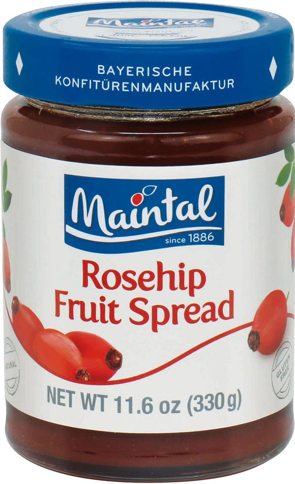 Maintal Rosehip Fruit Spread