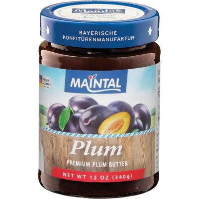 Maintal Pflaumenmus Plum Butter