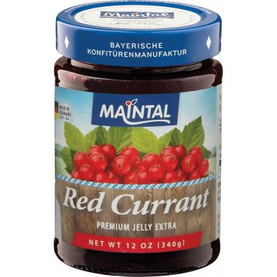 Maintal Premium  Fruit Spread  Red   Currant Fruit Spread