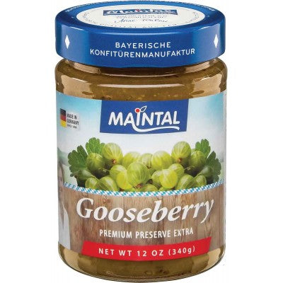 Maintal Premium  Fruit Spread Gooseberry
