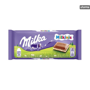 German Milka Milkinis Chocolate