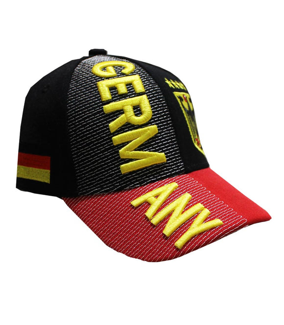 3D- Germany/Deutschland  Cap for Kids