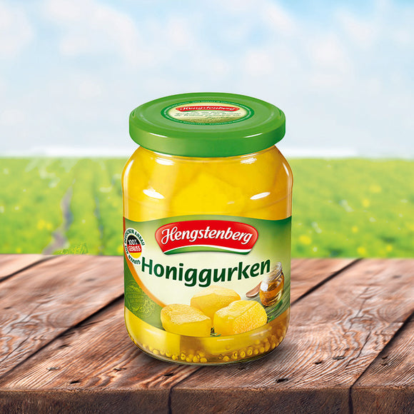 Hengstenber Honey Cucumber
