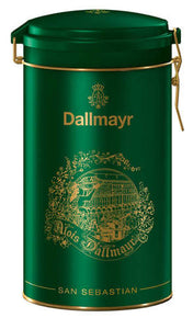 Dallmair San Sebastian Ground Coffee  in Gift Tin 17.6 oz
