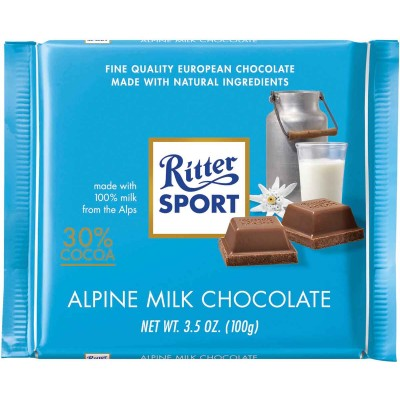 Ritter Fine Milk Chocolate