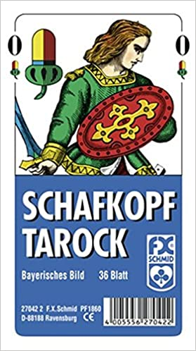 Schafkopf / Tarock card Game