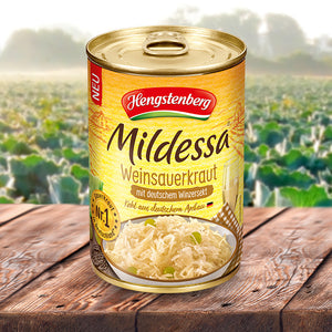 Hengstenberg Mildessa Mild Sour Cabbage