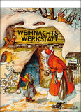 German Advent Calendar Weihnachtswerkstatt