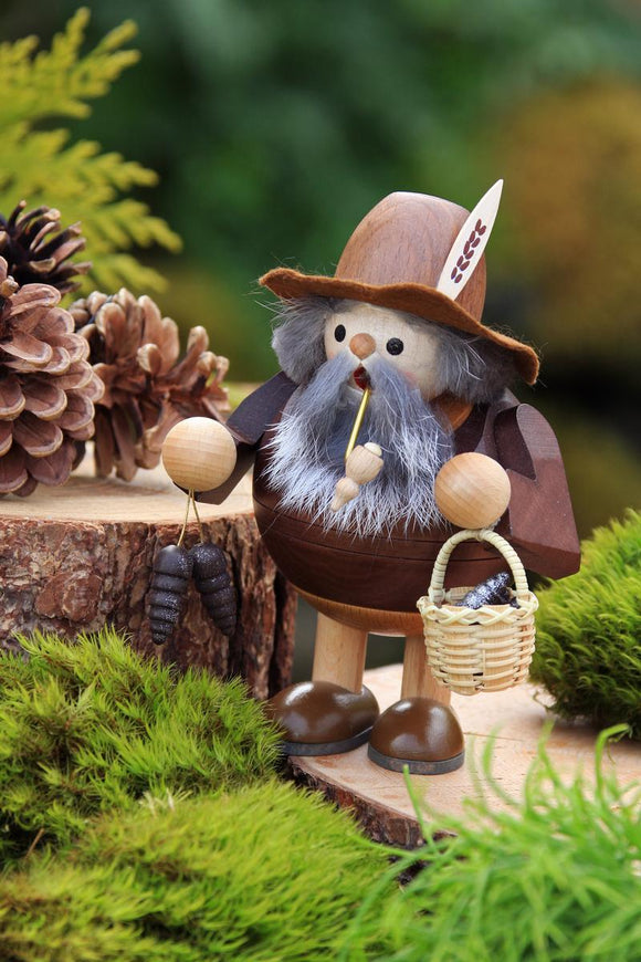 Wood Gnome Incense Burner Smoker