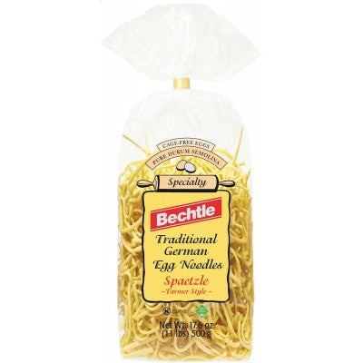Bechtle Spätzle/Spaetzle Traditional German Egg Noodles Farmers Style