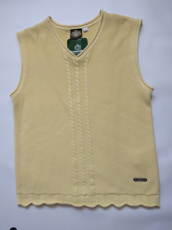 Hammerschmid Oslo Knitted Sleeveless Sweater