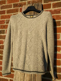 Hammerschmidt Grey Sweater