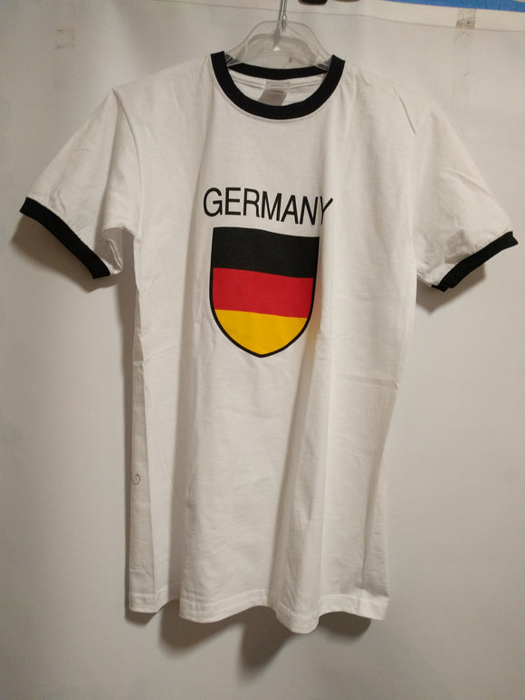 Germany /Deutschland Shield Tee shirt