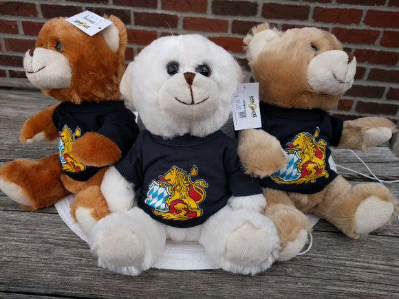 Bavarian Fan Teddy Bears