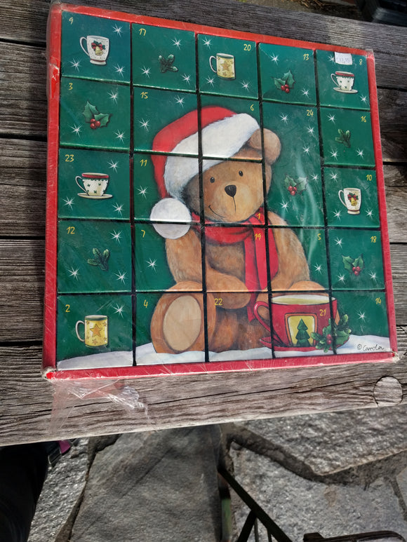 Advent Calendar for Filling