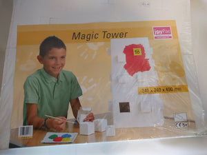 Tower Advent calendar  Do it yourself Set
