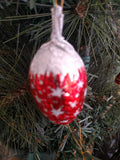Riegelein Hollow Pine Cone Chocolate Christmas Tree Ornament