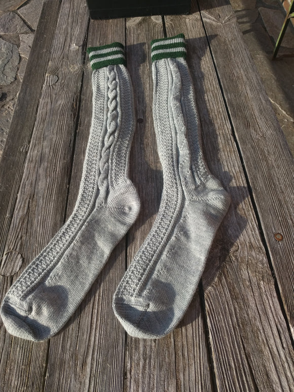 Luise Steiner Traditional Trachten Men Socks