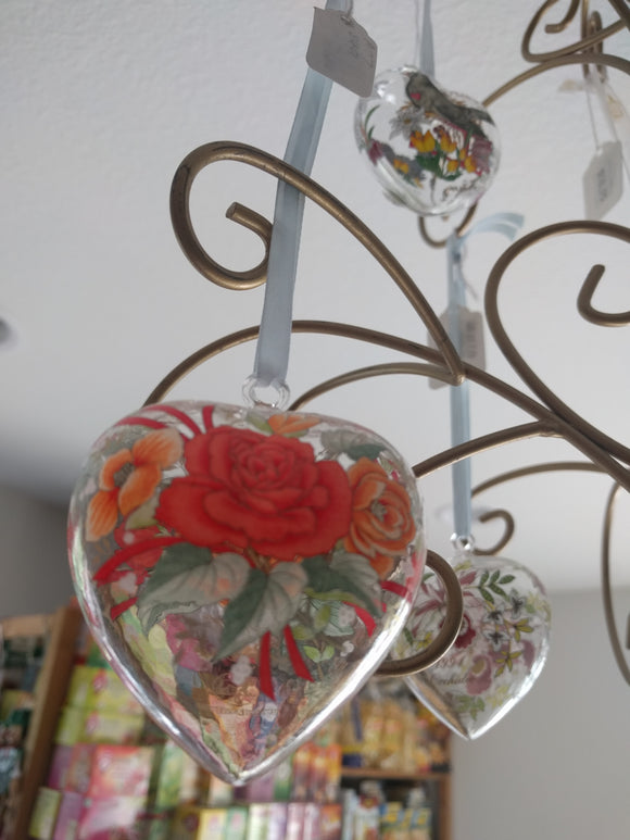 Hutschenreuther Collectible Crystal Mother's Day Heart