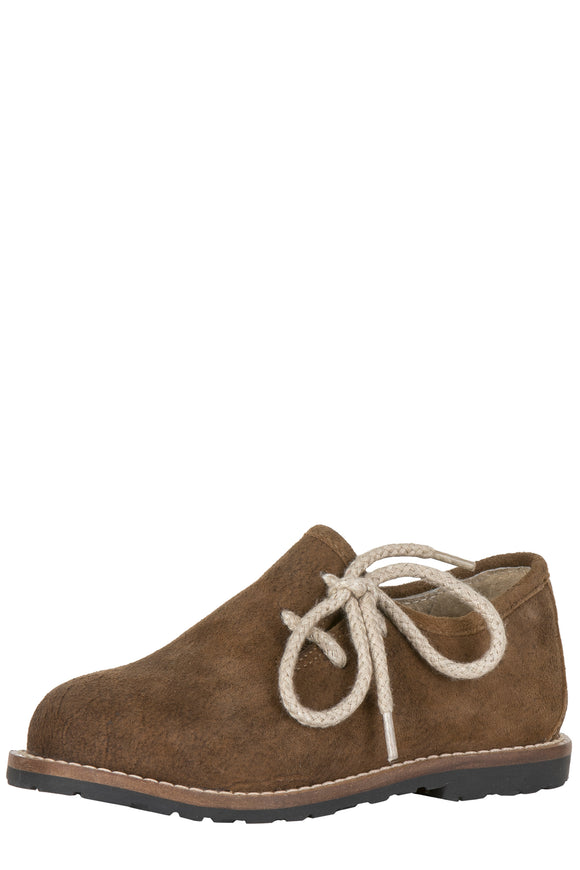 Haferl Shoe 1224 Brown Bison