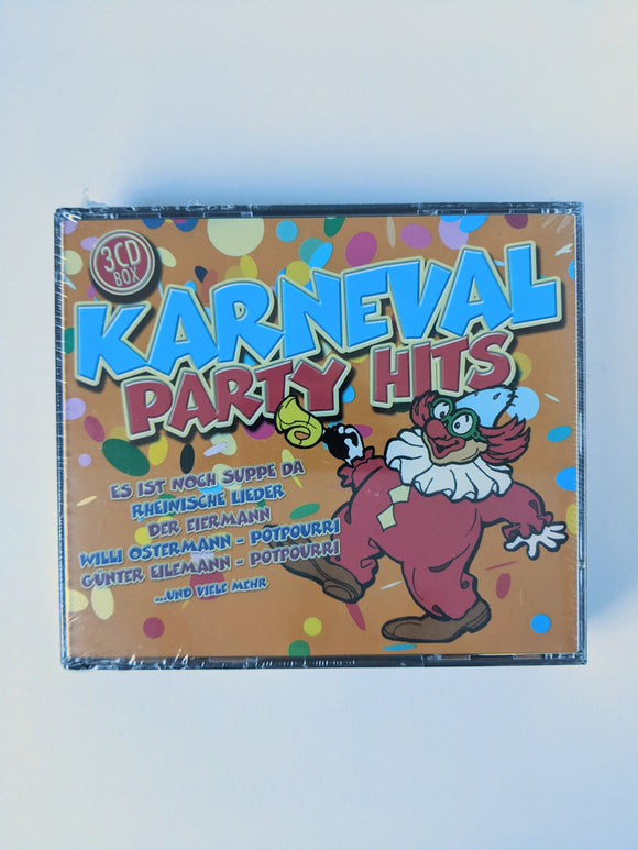 German Karneval Party Hits CD