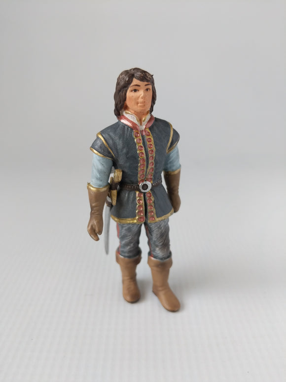 Hand Painted Schleich Prince Play Figurine