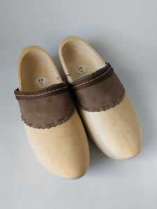 Hand Made Wooden Shoes CLOGS