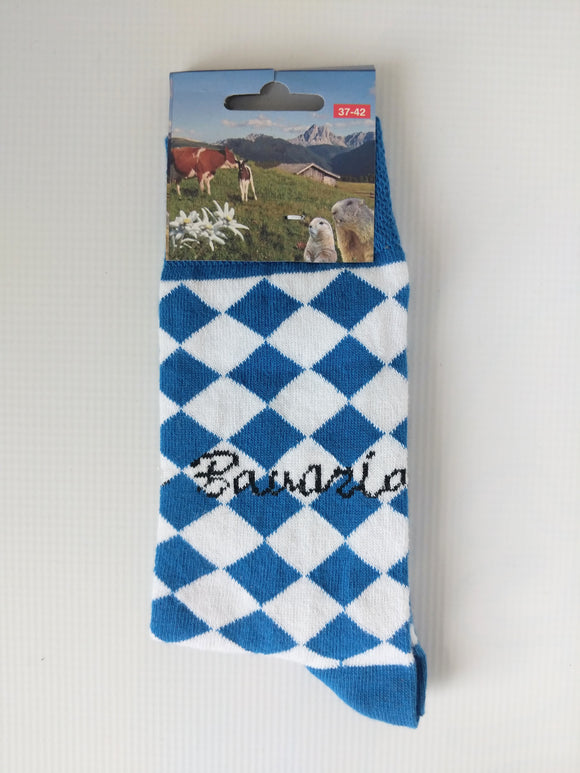Bavaria Crew Socks