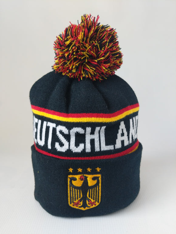 Deutschland/Germany Knit Hat