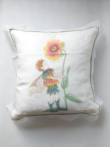 Flower Fairy Pillowcase