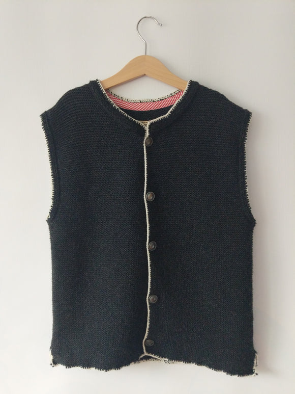 Traditional Wool Vest