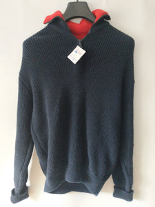Wool Troyer Sailor's Sweater