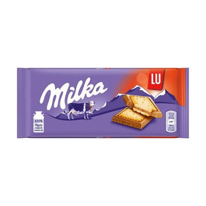 German Milka Lu Chocolate